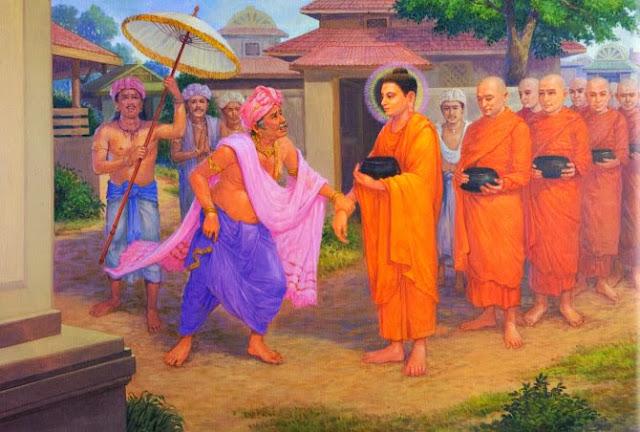 Đạo Phật Nguyên Thủy - Đường Xưa Mây Trắng - Chương 35: Ra nhìn tia nắng sớm