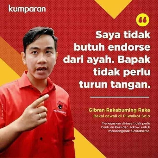 """Fenomena Gibran dan """"Betapa Tidak Berdayanya Rakyat Indonesia"""""""