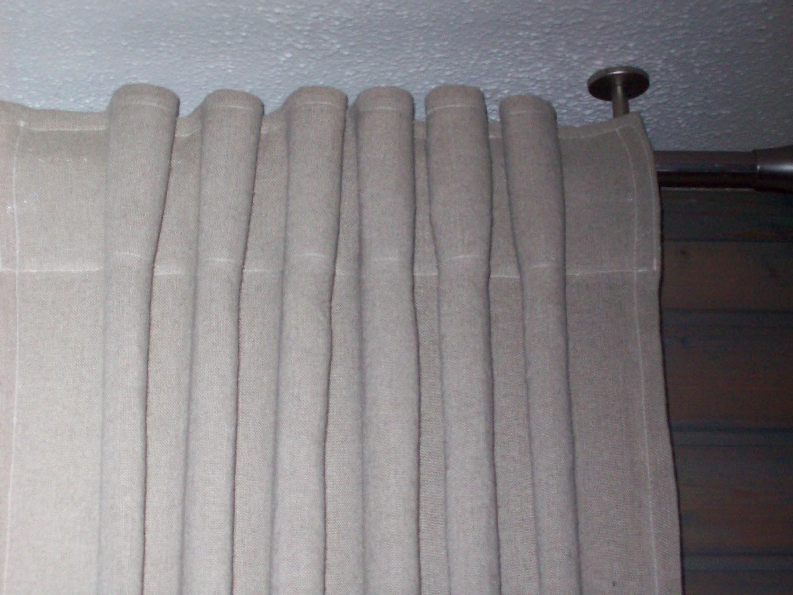 les d cos d 39 emeline rideaux en lin. Black Bedroom Furniture Sets. Home Design Ideas