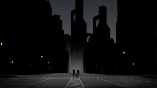 The Silver Case game interview
