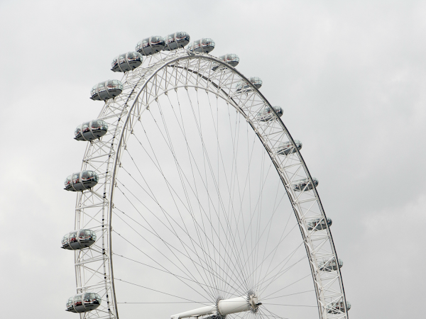 The Best Way to SEE London - The Coca-Cola London Eye