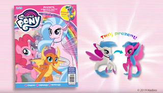 My Little Pony Colour Changing Silverstream Magazine Figure by Egmont