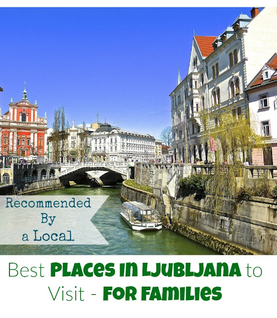 Have a look at several tips on the best places to visit in Ljubljana - as recommended by a local! And remember, it's totally unofficial ;)