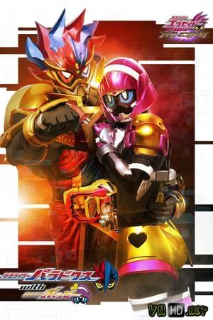 Kamen Rider Ex-Aid Trilogy