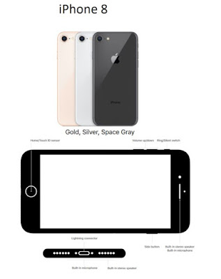 iPhone 8 Specifications and iPhone 8 Plus Specs