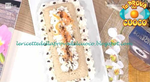 Prova del cuoco - Ingredienti e procedimento della ricetta Semifreddo al caffé di Anna Moroni