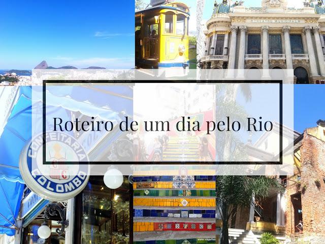 Roteiro de uma dia pelo Rio - www.viajarhei.com