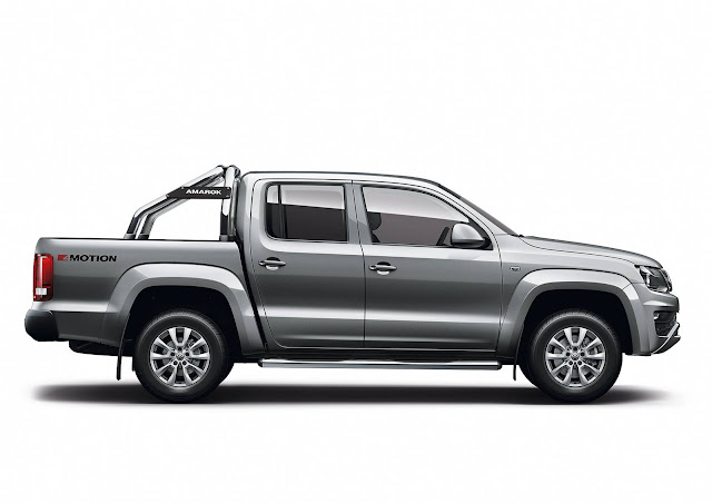 VW Amarok 2017 Highline