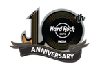 HARD ROCK CAFE HITS THE BIG 'ROCKING' TEN IN INDIA THIS YEAR