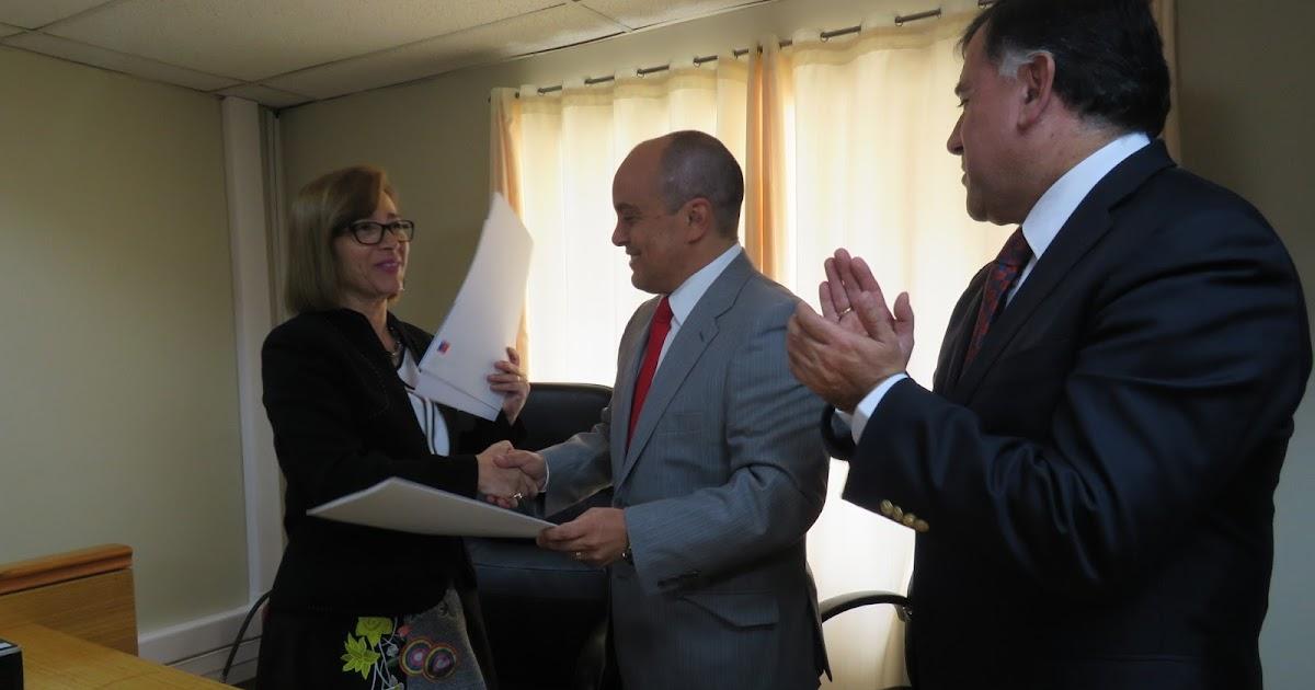 Poder judicial y bienes nacionales oficializan traspaso de for Juzgado de letras