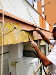 Rehabilitación de edificios en Sevilla
