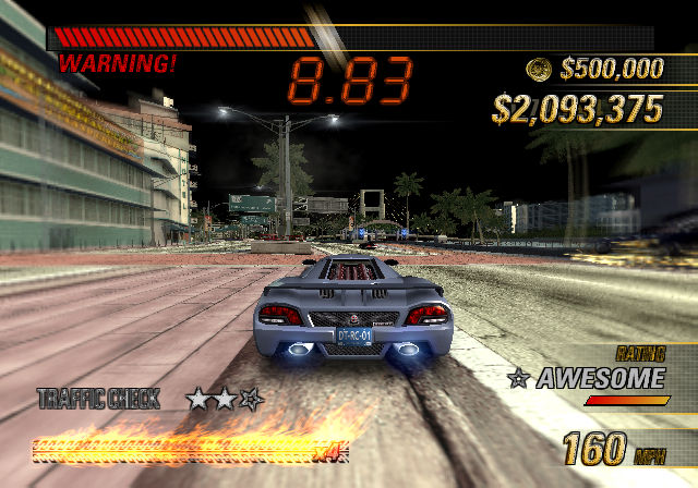 Burnout Revenge PS2 GAME ISO Gameplay