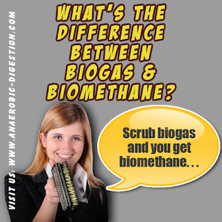 Anaerobic Digestion News: Explaining the Difference Between Biogas
