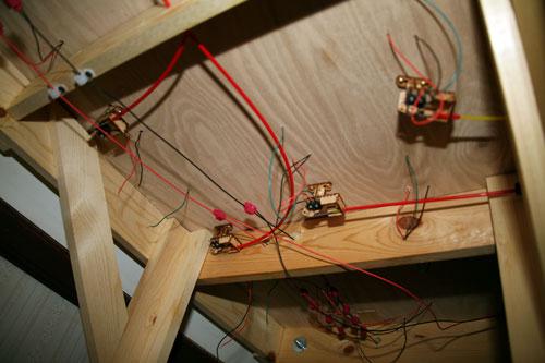 installing bullfrog switch machines