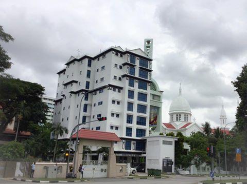 Harbour Ville Hotel Singapore Review
