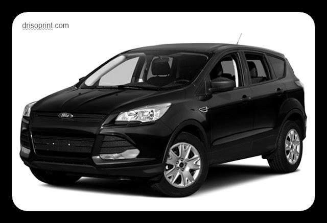 2016 Ford Escape SUV Review & Price