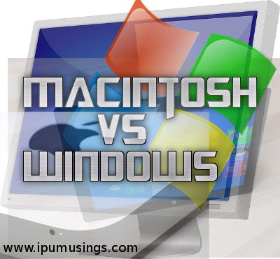 BCA Semester VI - Multimedia and Its Applications - Macintosh vs Windows