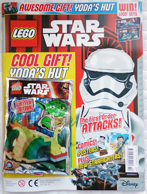 LEGO Star Wars Magazine Issue 14