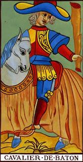 Le Cavalier de Bâton