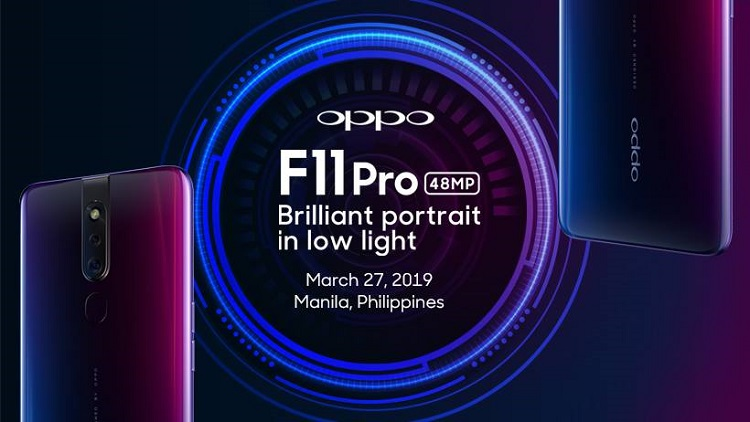 OPPO F11 Pro Is Coming to the Philippines