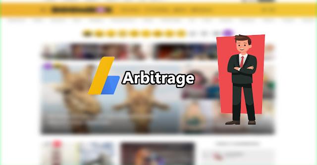 Adsence Arbitrage - ادسنس اربيتراج