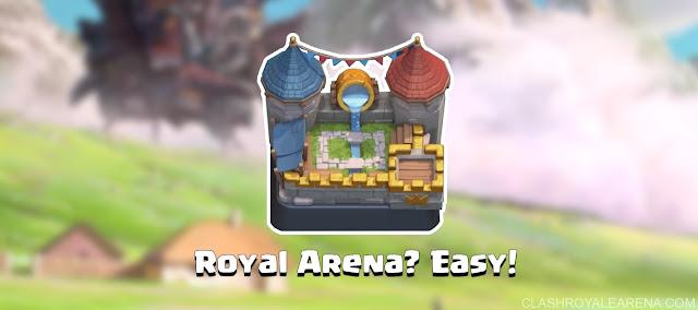 Cara Mudah Naik ke Royale Arena dengan Kombinasi 5 Deck, Cara Mudah Naik Ke Royale Arena, Cara Mudah Menuju Royale Arena, Cara Naik ke Royale Arena, Cara Tembus Ke Royale Arena, Cara Naik Arena ke Arena 7, Cara Mudah naik ke arena 7.