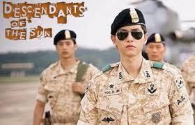 Drama Korea Descendants Of The Sun Subtitle Indonesia 1 – 16 complete