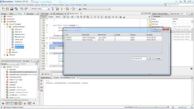 Membuat Laporan Dengan Parameter di IReport
