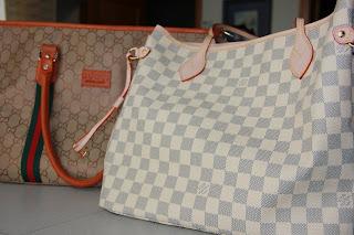 Einkauf Marke Taschen in Vietnam