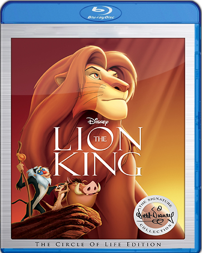 The Lion King [The Circle of Life Edition The Signature Collection] [1994] [BD25] [Latino] [V2]