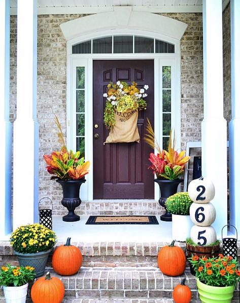 101 fiestas ideas para decorar tu puerta de halloween for Ideas para decorar puerta halloween