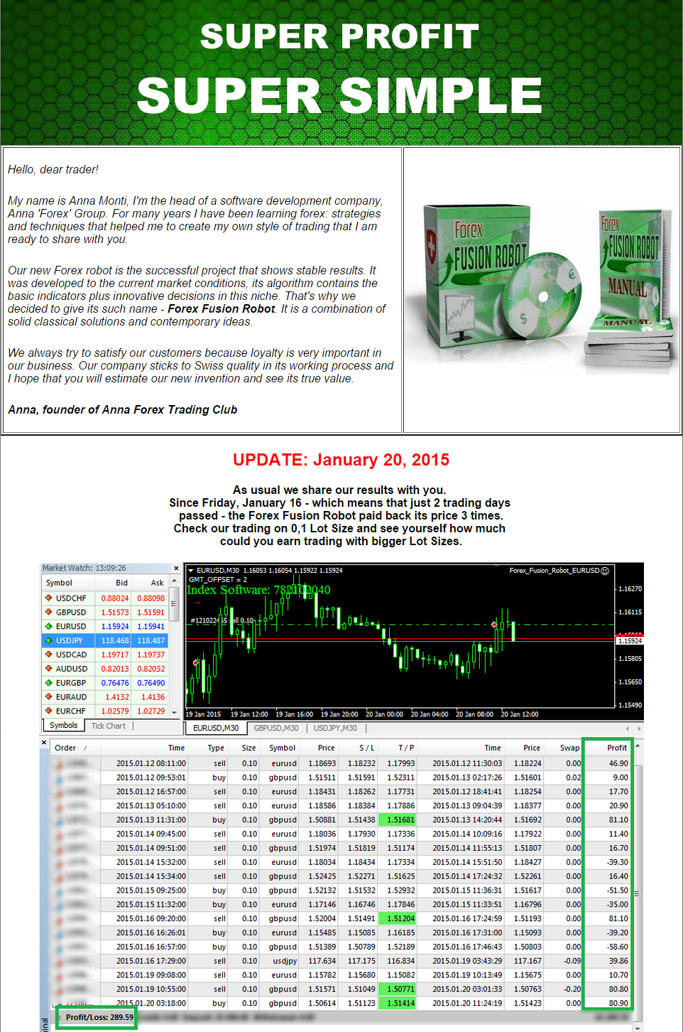 Tag : forex - Page No 99 « Top 3 Binary Options Books - Start Make $ Now