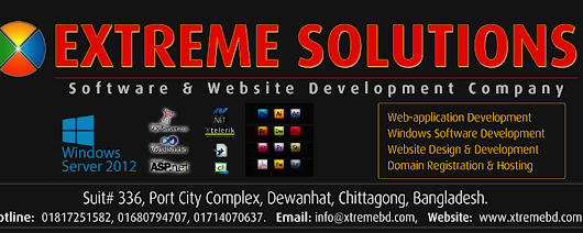 Software Company Chittagong Web Development -Extreme Solutions