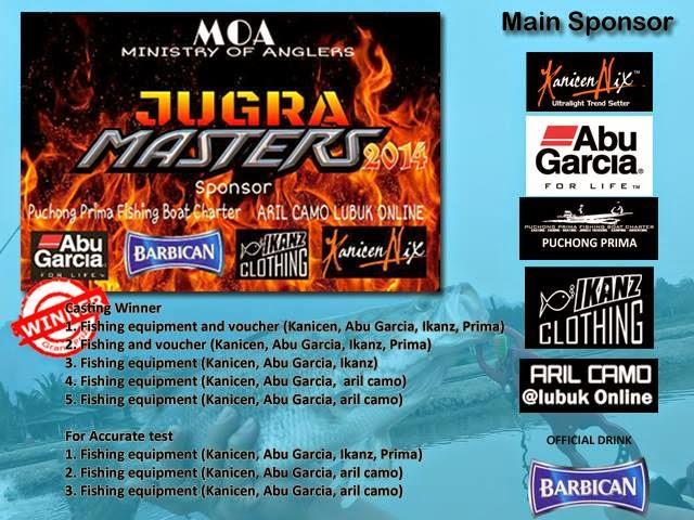Casting Battle Jugra Master 2014