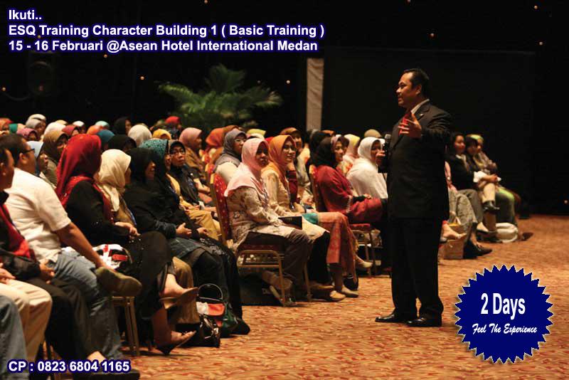 Training ESQ di Medan
