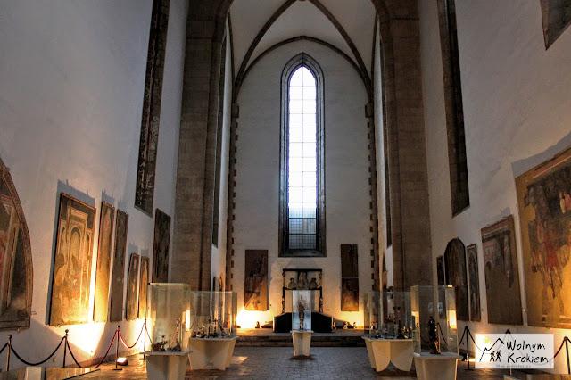 Kaplica w Zamku w Neapolu