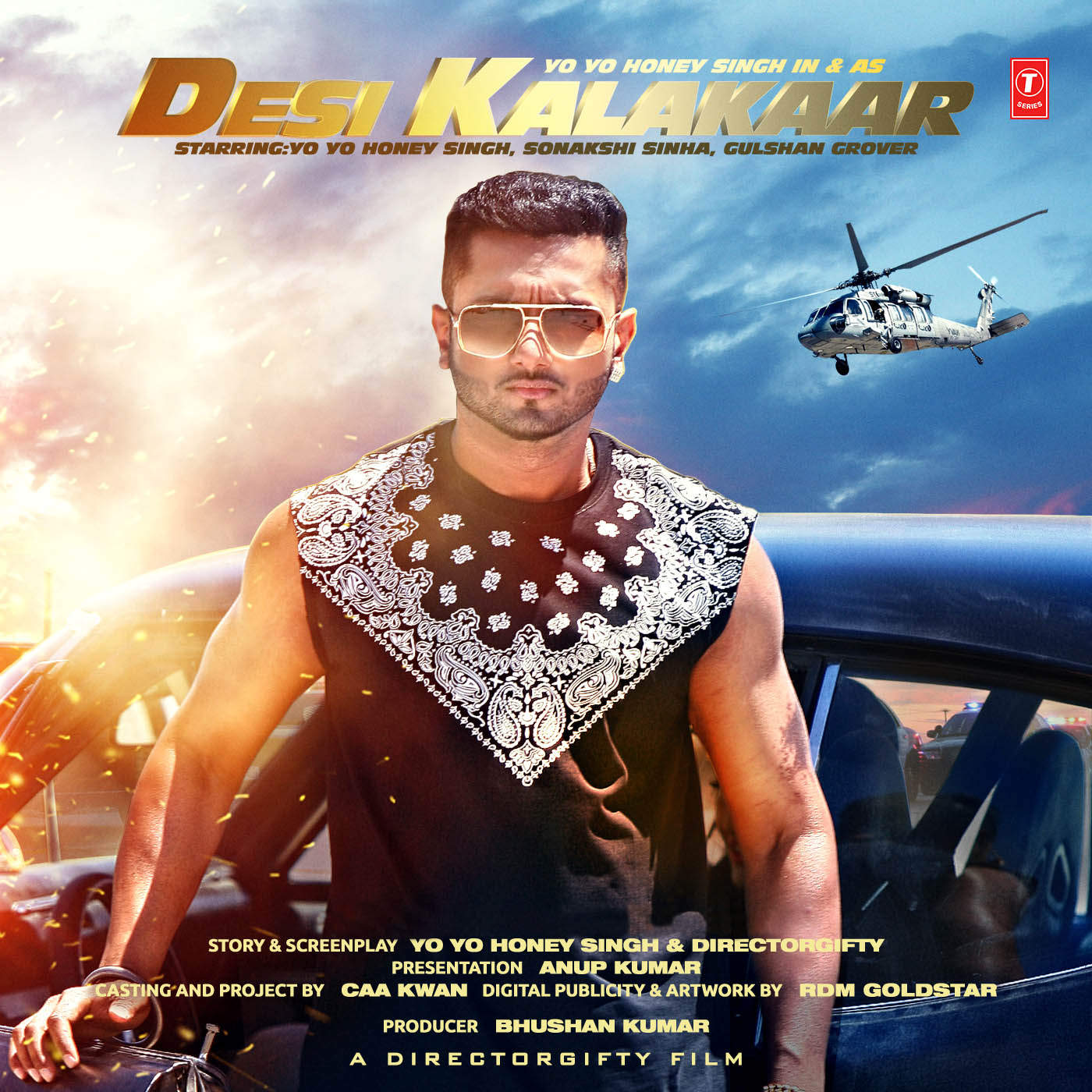 Yo Yo Honey Singh - Desi Kalakaar (Original Motion Picture Soundtrack)