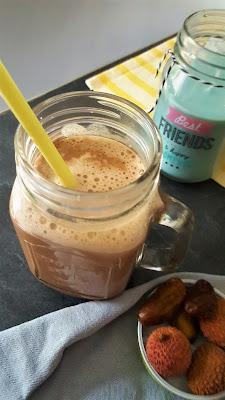 CHOCOLAT CHAUD healthy/protéiné sans lactose