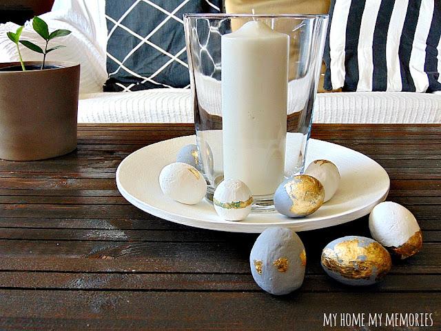 πασχαλιάτικα-αυγά-φυλλο-χρυσου