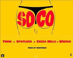 Wizkid  Ft. Terri, Spotless, Ceeza Milli – Soco