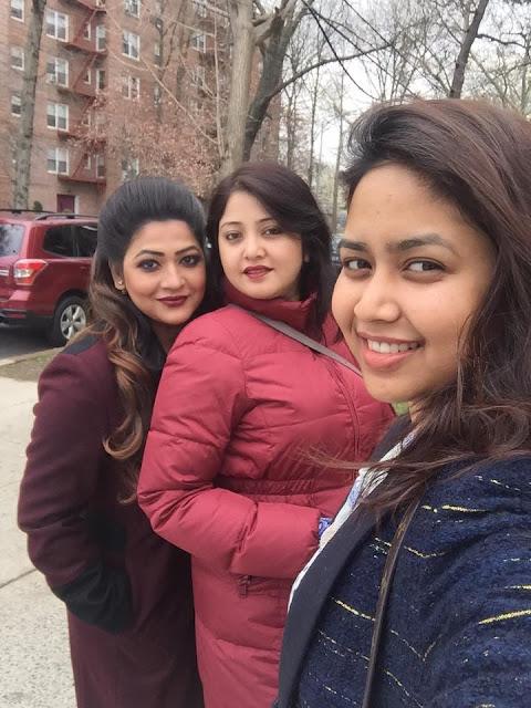 Ashna Habib Bhabna Biography, Hot HD Photos, Wallpapers With Bangladeshi Actress Azmeri Haque Badhon