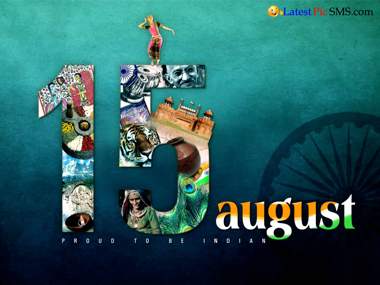 Latest Independence Day facebook Wallpaper - 15 August Indian Independence Day Full HD Images Wallpapers for fb