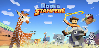 Rodeo Stampede: Sky Zoo Safari Mod (Unlimited Money) Apk + OBB Download
