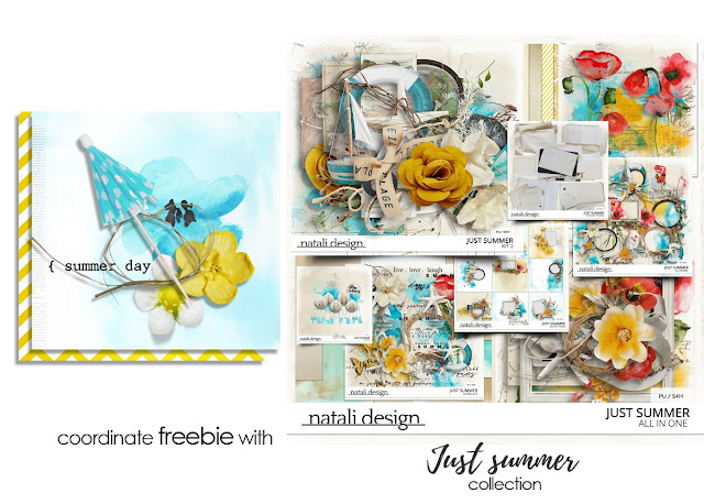 The Hatchery collection - Just summer and freebie