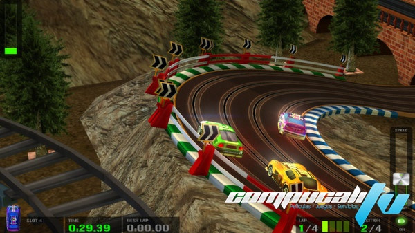 HTR Plus Slot Car Simulation PC Full
