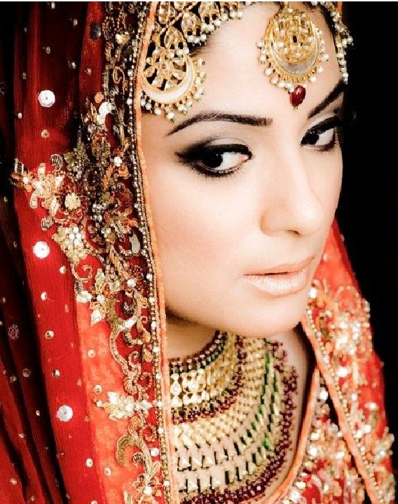 Indian Bridal Makeup Tips and Ideas