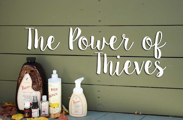 The Essential Oil Power Behind Thieves Products