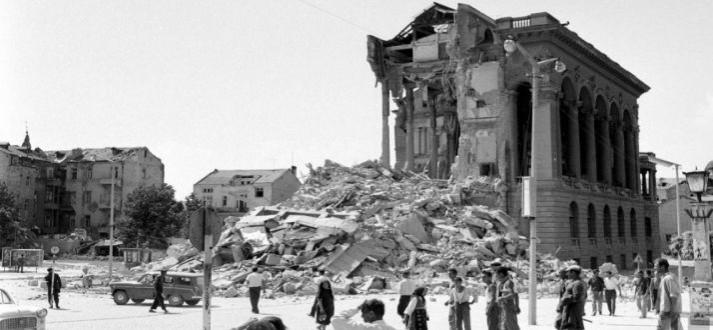 Skopje commemorates the devastating 1963 earthquake