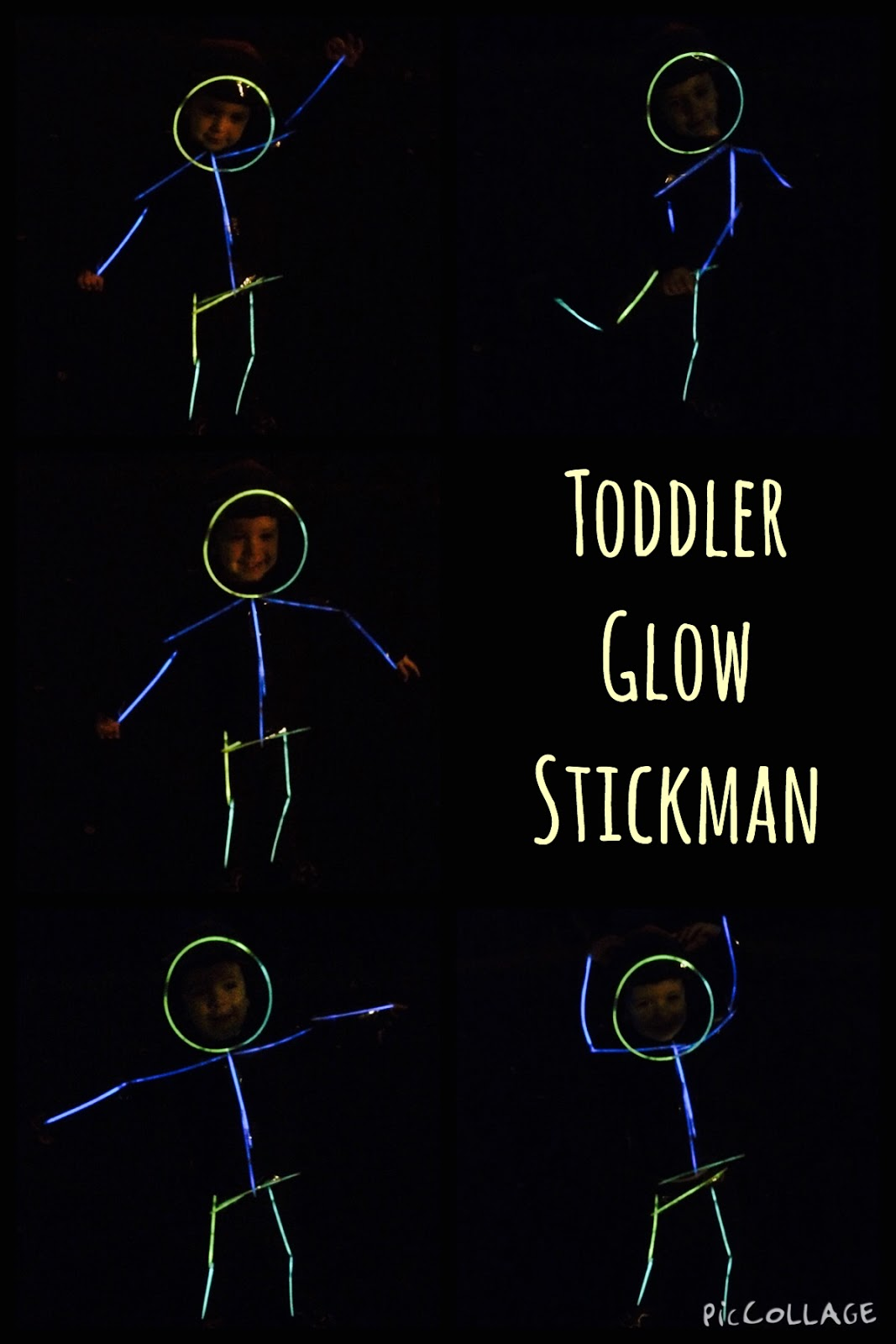 Looking for a last minute Halloween costume? Or just something that looks awesomely cool in the dark on any night of the year? Look no further. & Mum first doctor second: DIY Toddler Glow Stickman
