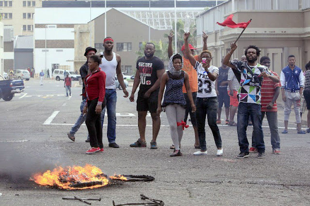 South African Xenophobic Attacks